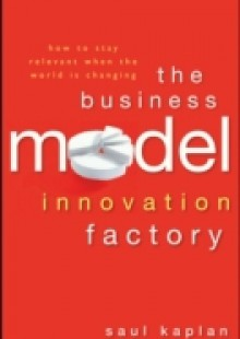 Обложка книги  - Business Model Innovation Factory