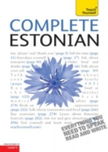 Обложка книги  - Complete Estonian Beginner to Intermediate Course