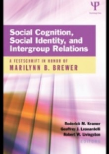 Обложка книги  - Social Cognition, Social Identity, and Intergroup Relations