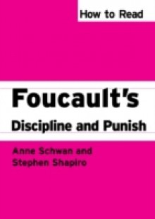 Обложка книги  - How to Read Foucault's Discipline and Punish
