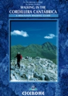 Обложка книги  - Walking in the Cordillera Cantabrica