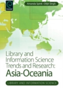 Обложка книги  - Library and Information Science Trends and Research