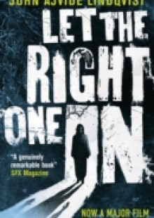 Обложка книги  - Let the Right One In