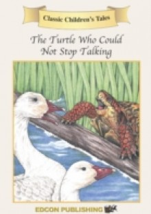 Обложка книги  - Turtle Who Couldn't Stop Talking