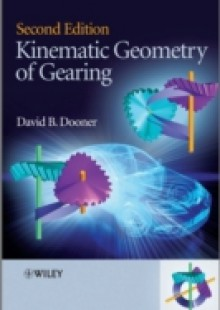 Обложка книги  - Kinematic Geometry of Gearing