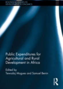 Обложка книги  - Public Expenditures for Agricultural and Rural Development in Africa