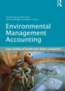 Обложка книги  - Environmental Management Accounting