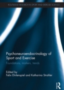 Обложка книги  - Psychoneuroendocrinology of Sport and Exercise