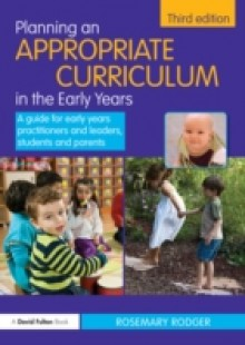 Обложка книги  - Planning an Appropriate Curriculum in the Early Years