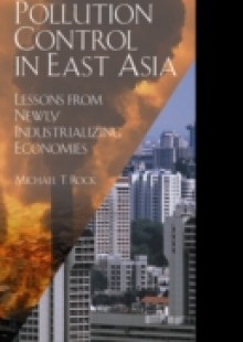 Обложка книги  - Pollution Control in East Asia