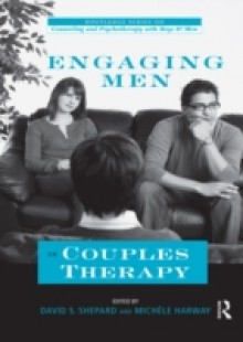 Обложка книги  - Engaging Men in Couples Therapy