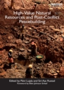 Обложка книги  - High-Value Natural Resources and Post-Conflict Peacebuilding