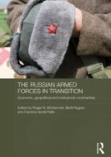 Обложка книги  - Russian Armed Forces in Transition