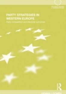 Обложка книги  - Party Strategies in Western Europe