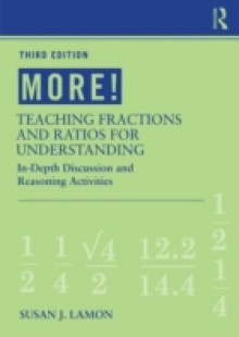 Обложка книги  - MORE! Teaching Fractions and Ratios for Understanding