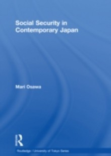 Обложка книги  - Social Security in Contemporary Japan