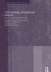 Обложка книги  - Regional Integration Manual