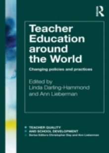 Обложка книги  - Teacher Education Around the World