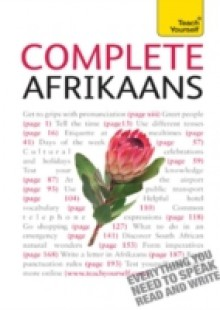 Обложка книги  - Complete Afrikaans Beginner to Intermediate Book and Audio Course