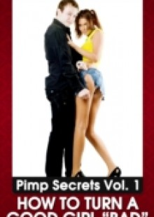 Обложка книги  - PIMP SECRETS VOL. 1 – How to Turn a Good Girl &quote;BAD&quote; (Bring Out the Sexy, Wild, and Kinky Side of Any Woman)