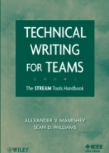 Обложка книги  - Technical Writing for Teams