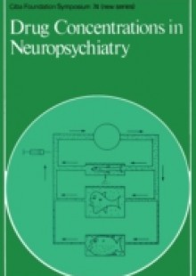 Обложка книги  - Drug Concentrations in Neuropsychiatry