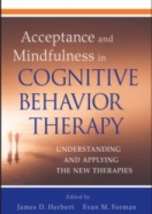 Обложка книги  - Acceptance and Mindfulness in Cognitive Behavior Therapy