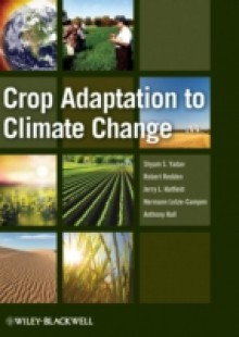 Обложка книги  - Crop Adaptation to Climate Change