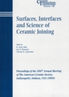 Обложка книги  - Surfaces, Interfaces and Science of Ceramic Joining