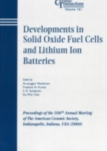 Обложка книги  - Developments in Solid Oxide Fuel Cells and Lithium Iron Batteries