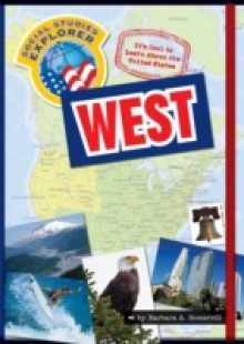Обложка книги  - It's Cool to Learn About the United States: West