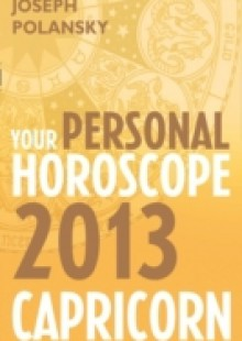 Обложка книги  - Capricorn 2013: Your Personal Horoscope