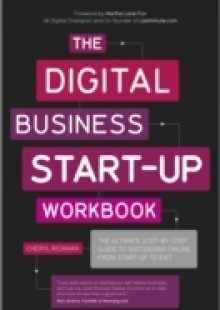 Обложка книги  - Digital Business Start-Up Workbook