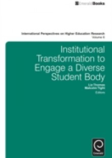 Обложка книги  - Institutional Transformation To Engage A Diverse Student Body