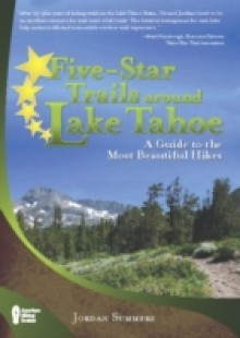 Обложка книги  - Five-Star Trails around Lake Tahoe