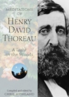 Обложка книги  - Meditations of Henry David Thoreau