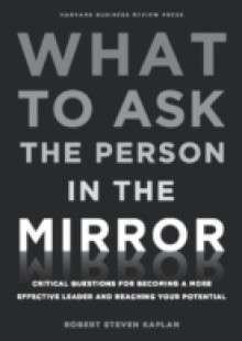 Обложка книги  - What to Ask the Person in the Mirror
