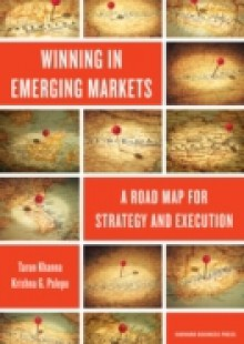Обложка книги  - Winning in Emerging Markets
