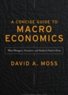 Обложка книги  - Concise Guide to Macroeconomics