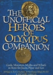 Обложка книги  - Unofficial Heroes of Olympus Companion