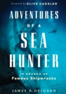 Обложка книги  - Adventures of a Sea Hunter