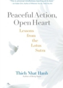 Обложка книги  - Peaceful Action, Open Heart
