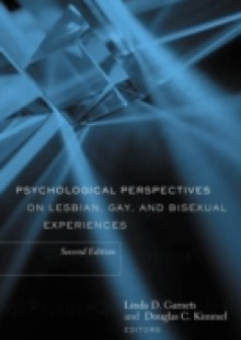Обложка книги  - Psychological Perspectives on Lesbian, Gay, and Bisexual Experiences