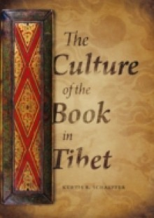 Обложка книги  - Culture of the Book in Tibet