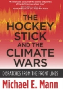 Обложка книги  - Hockey Stick and the Climate Wars