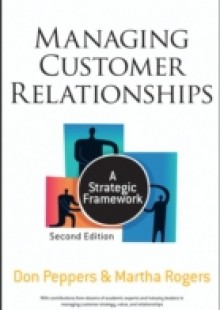 Обложка книги  - Managing Customer Relationships