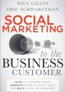 Обложка книги  - Social Marketing to the Business Customer