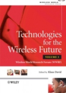 Обложка книги  - Technologies for the Wireless Future