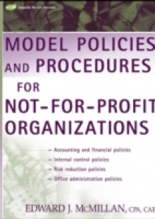 Обложка книги  - Model Policies and Procedures for Not-for-Profit Organizations