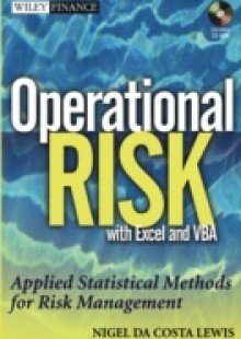 Обложка книги  - Operational Risk with Excel and VBA